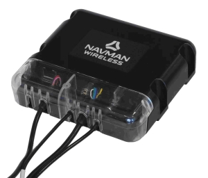 Navman Wireless Qube 3 GPS Vehicle Tracking Device